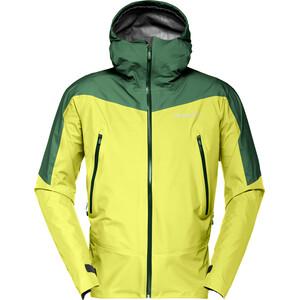 Norrøna Falketind Gore-Tex Jacket Herr sulphur spring sulphur spring