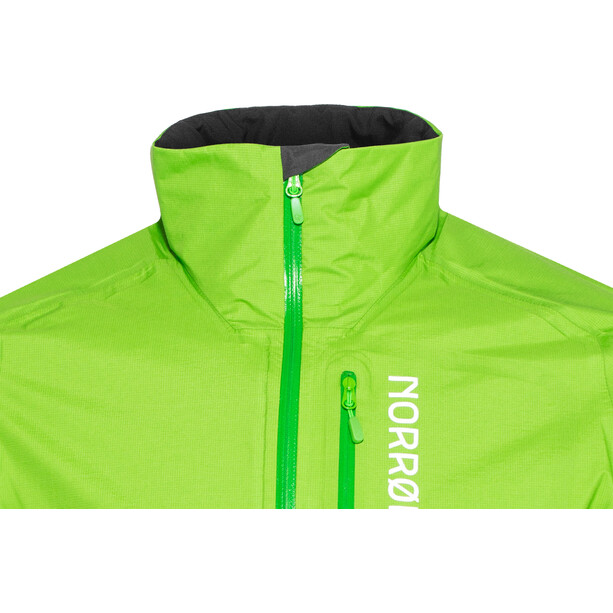 Norrøna Fjørå Dri1 Jacket Herr bamboo green