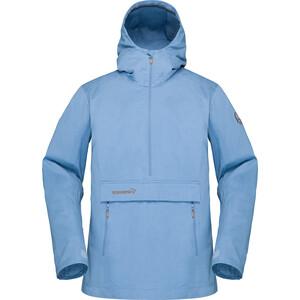 Norrøna Svalbard Cotton Anorak Dam coronet blue coronet blue