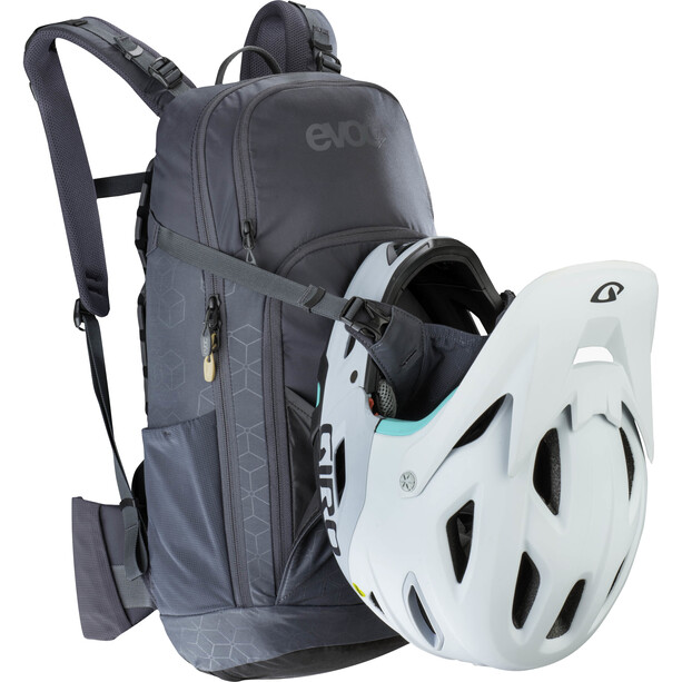 EVOC Neo Protektor Rucksack 16l carbon grey