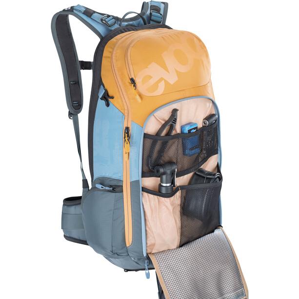 EVOC FR Trail Protektor Rucksack 20l bunt
