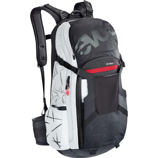 EVOC FR Trail Unlimited Protektor Rucksack 20l Damen black/white