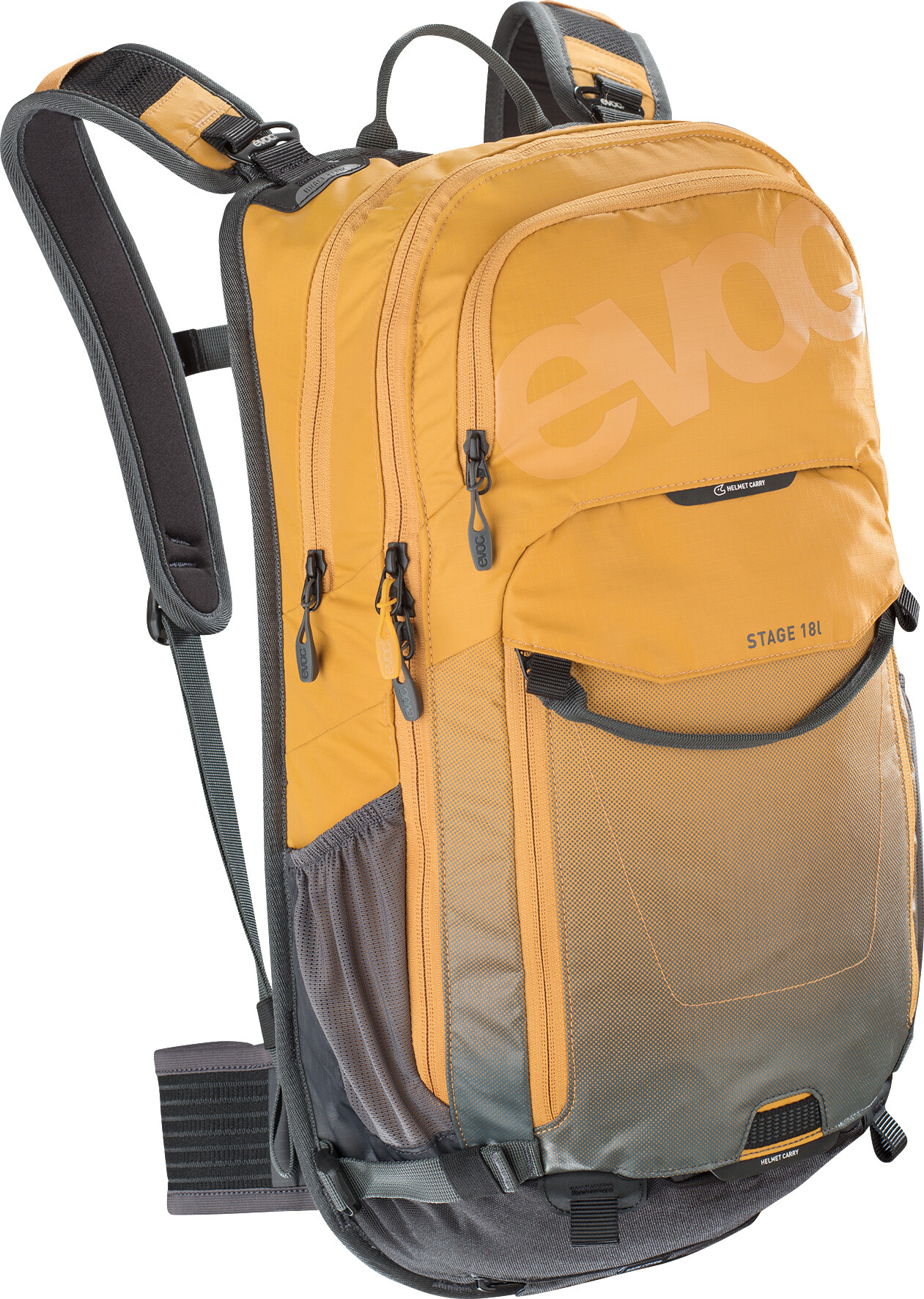 EVOC Stage Technical Performance Pack 18l loam/carbon grey loam/carbon grey