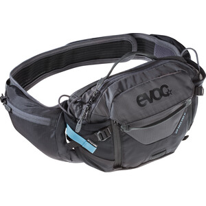 EVOC Hip Pack Pro 3l black/carbon grey black/carbon grey