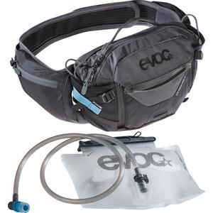 EVOC Hip Pack Pro 3l + Bladder 1,5l black/carbon grey black/carbon grey