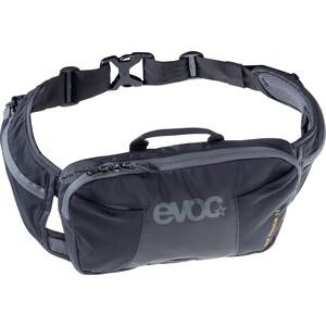 EVOC Hip Pouch 1l, musta musta
