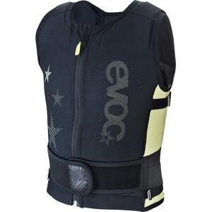 EVOC Protector Vest キッズ ブラック/ライム