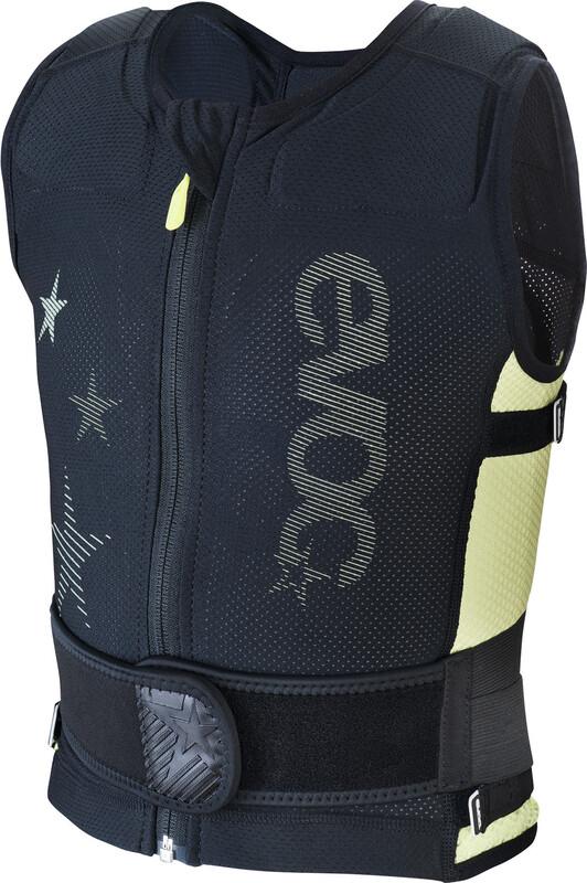 EVOC Protector Vest Kids Black/Lime M 2019 Rücken- & Brustpanzer