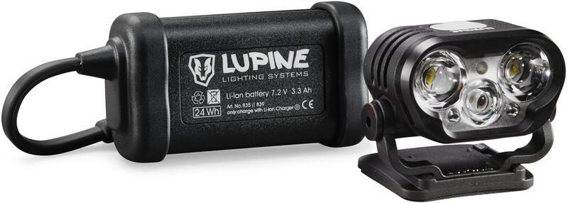 Lupine Blika R 4 Helmlampe  2019 Stirnlampen