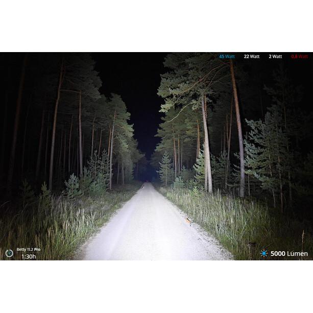 Lupine Betty TL 2 Pro Taschenlampe