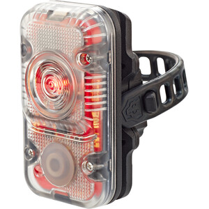 Lupine Rotlicht Rücklicht schwarz/weiß schwarz/weiß