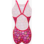 Turbo Revolution Mermaid Tail Swimsuit Dame fuchsia