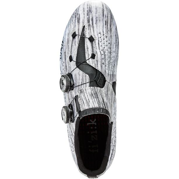 Fizik Infinito R1 Knit Rennradschuhe grau knitted/schwarz