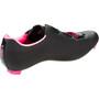 Fizik Tempo Overcurve R5 Racing Bike Shoes black/pink fluo