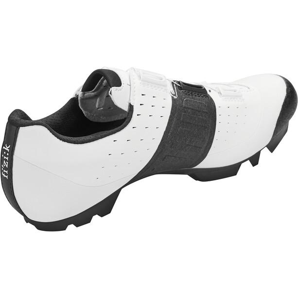 Fizik Vento Overcurve X3 MTB Schuhe weiß/schwarz