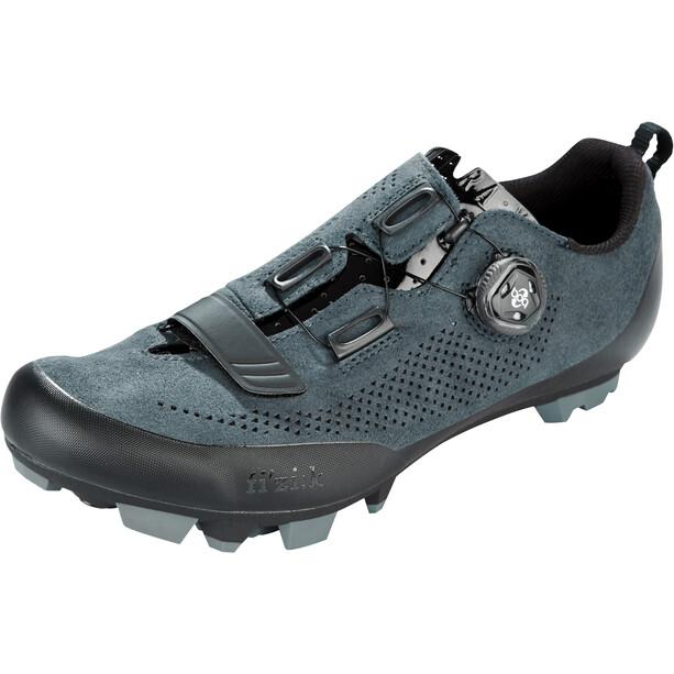 Fizik Terra X5 Suede MTB Schuhe anthrazit/schwarz