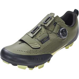 Fizik Terra X5 MTB Shoes Men ミリタリーグリーン/グリーン