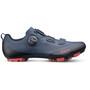 Fizik Terra X5 Chaussures VTT Homme, bleu