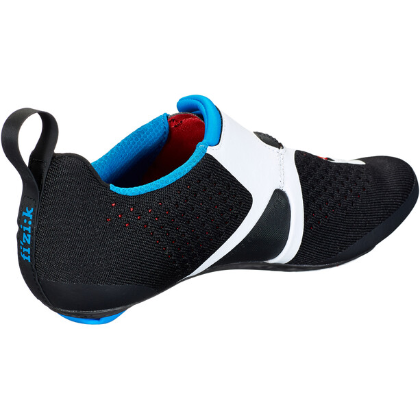 Fizik Transiro Infinito R1 Knit Triathlon Shoes black/white