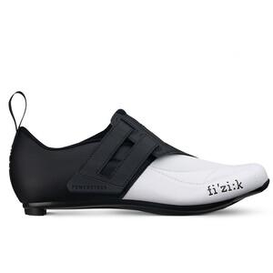 Fizik Transiro Powerstrap R4 Triathlon Shoes ブラック/ホワイト