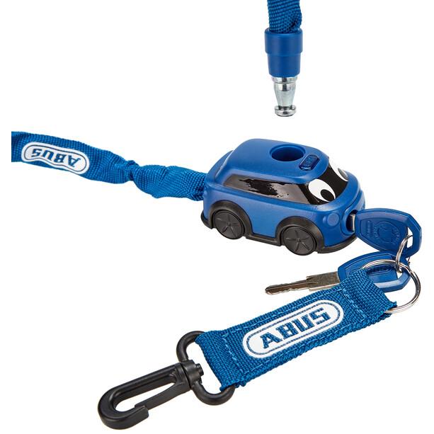 ABUS My first Abus 1510 Kettenschloss 60cm blau