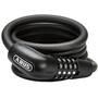 ABUS Numero 5510C Spiralkabellås 180cm svart