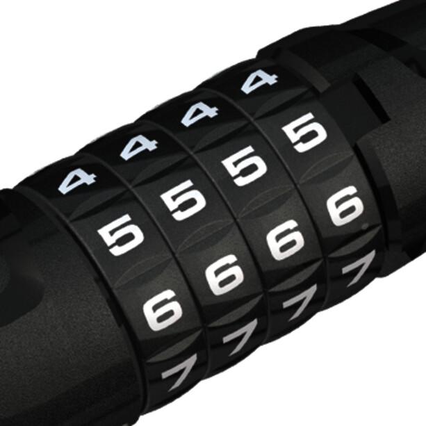 ABUS Numerino 5412C Kabelschloss 85cm schwarz