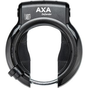 Axa Defender RL Frameslot, zwart zwart