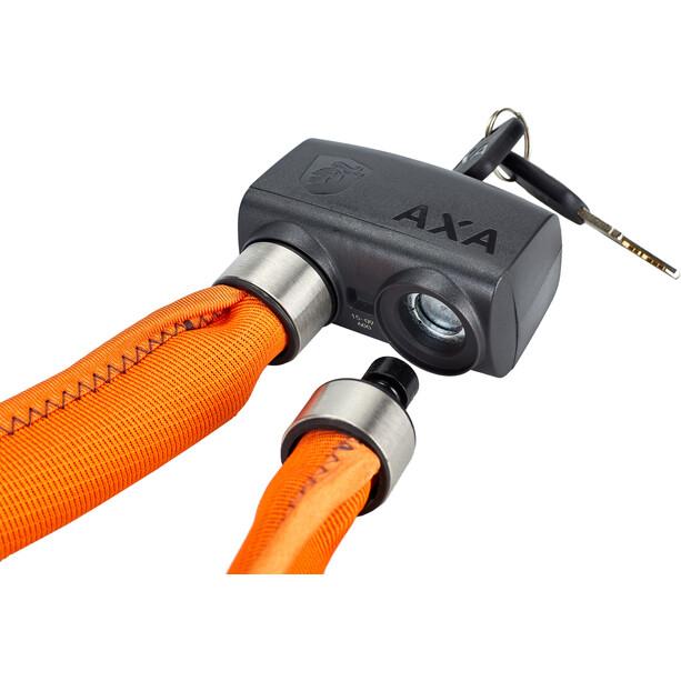 Axa 600 Faltschloss 95cm orange