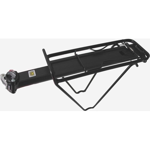 Point Pakethållare för sadelstolpe 9kg svart