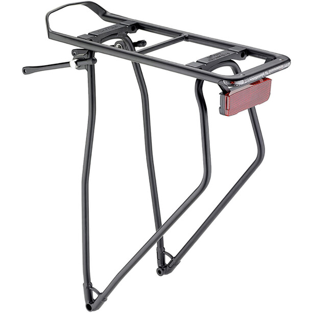"Racktime I-Valo Deluxe Rack 26"" black"