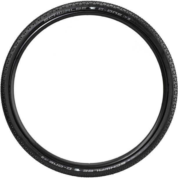 "SCHWALBE G-One Bite Evo Taitettava rengas TLE E-25 OneStar 27.5x1.50"", black"