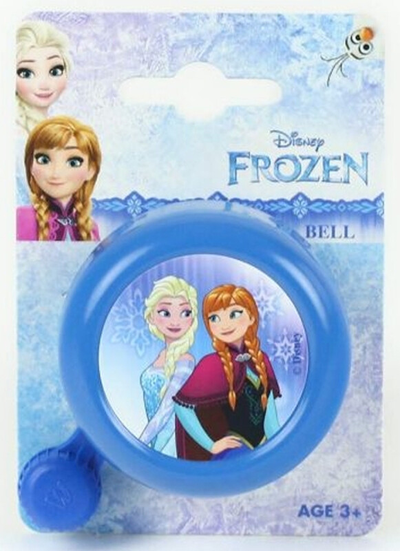 Diverse Frozen Ringeklokke Blå/Fargerik  2019 Ringeklokker