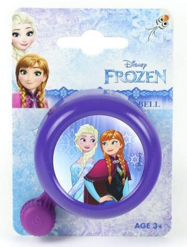 Diverse Frozen Ringeklokke lilla/Fargerik  2019 Ringeklokker