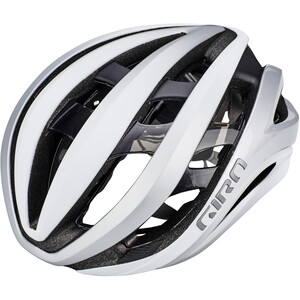 Giro Aether MIPS Helm mat white/silver mat white/silver