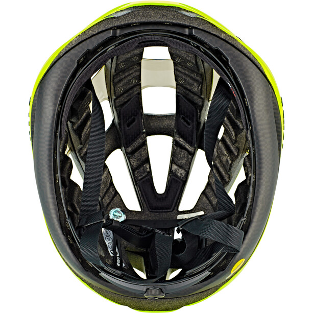 Giro Aether MIPS Helm highlight yellow/black