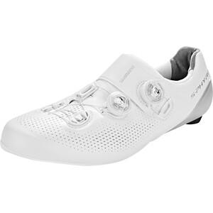 Shimano SH-RC901 Fahrradschuhe Weit Herren weiß weiß