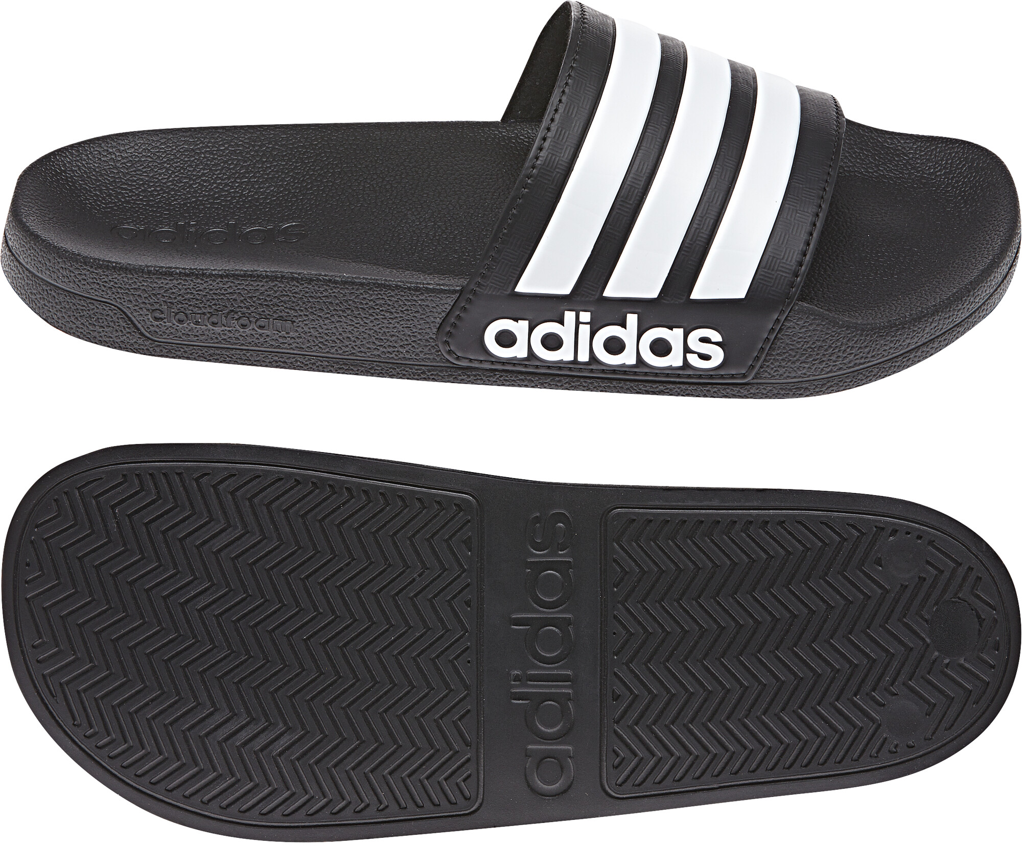 adidas Adilette Shower Slipper Herren scarletfootwear whitescarlet Schuhgröße UK 6 | EU 39 13