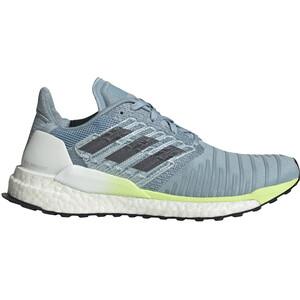 adidas Solar Boost Schuhe Damen ash grey/onix/hi-res yellow ash grey/onix/hi-res yellow