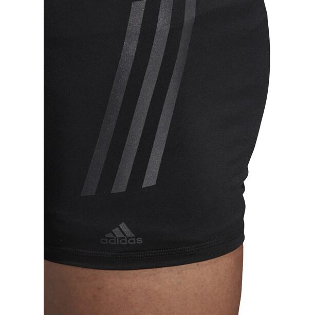 adidas Pro 3-Stripes Boxershorts Herren black/carbon