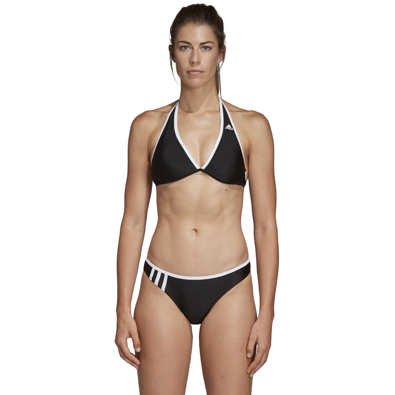 adidas BW 3-Stripes NH Bikini Damen black/white