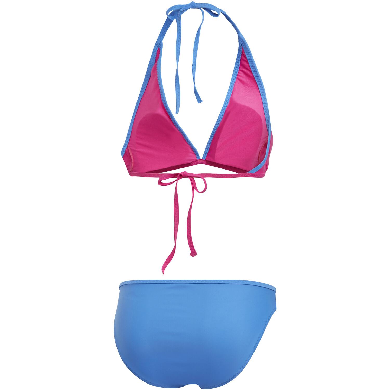 adidas BW 3-Stripes NH Bikini Damen real magenta/true blue