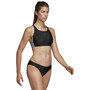 adidas Fit 3S Infinitex Bikini Damen black