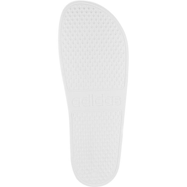 adidas Adilette Aqua Slides Men, footwear white/core black/footwear white