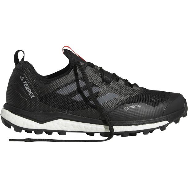 adidas TERREX Agravic XT Gore-Tex Chaussures de trail Homme, core black/grey five/hi-res red