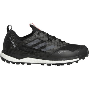 adidas TERREX Agravic XT Gore-Tex Trail Running Schuhe Herren core black/grey five/hi-res red core black/grey five/hi-res red