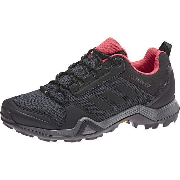 adidas TERREX AX3 Vaelluskengät Kevyet Naiset, musta