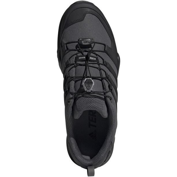 adidas TERREX Swift R2 Gore-Tex Wanderschuhe Wasserdicht Herren grey six/core black/grey four