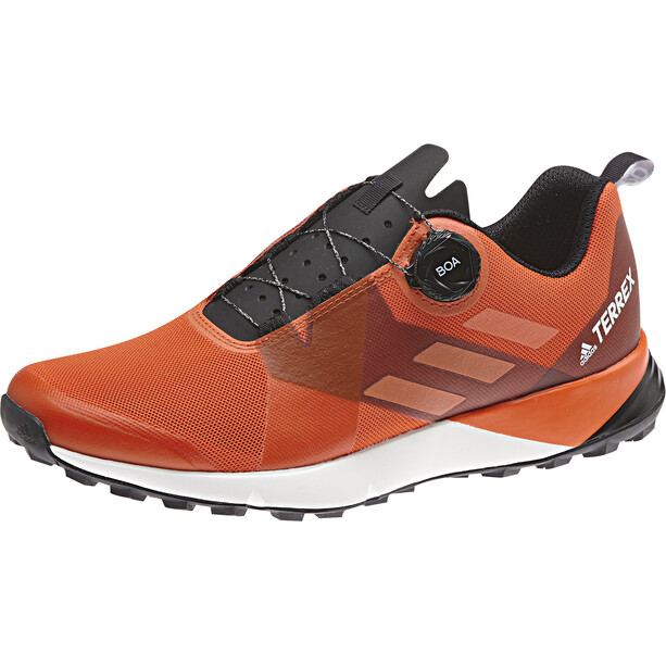 adidas TERREX Two Boa Schuhe Herren active orange/truora/core black
