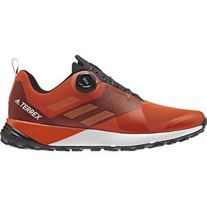 adidas TERREX Two Boa Schuhe Herren active orange/truora/core black active orange/truora/core black